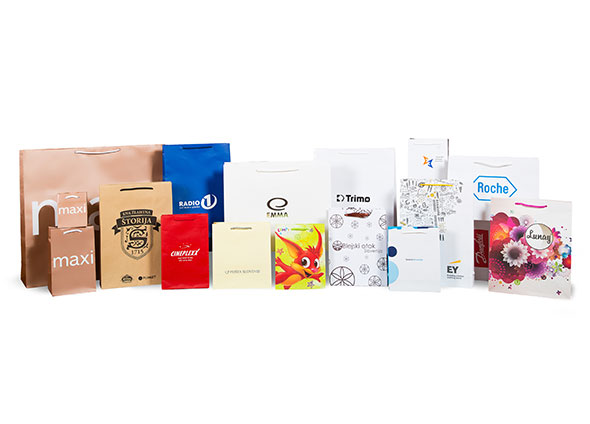 Promotional gift bags